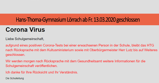 Hans-Thoma-Gymnasium Lörrach, © Hans-Thoma-Gymnasium Lörrach