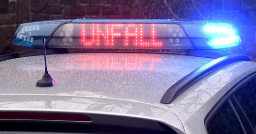 Unfall, Polizei, Blaulicht, © Carsten Rehder - dpa (Symbolbild)