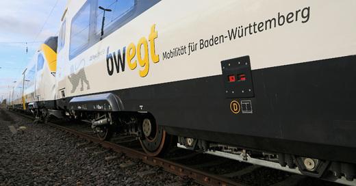 Deutsche Bahn, Zug, Regionalbahn, Siemens Mireo, © Uwe Miethe - Deutsche Bahn AG
