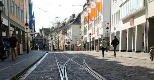 Freiburg, Innenstadt, Altstadt, KaJo, © baden.fm (Symbolbild)