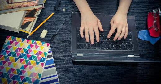 Lernen, Hausaufgaben, Schule, Kinder, © Pixabay (Symbolbild)
