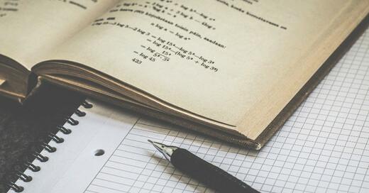 Mathematik, Unterricht, Schule, Hausaufgaben, © Pixabay (Symbolbild)