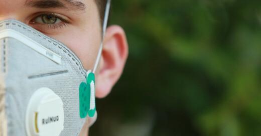 Atemschutzmaske, Mundschutz, Coronavirus, Infektion, © Pixabay (Symbolbild)