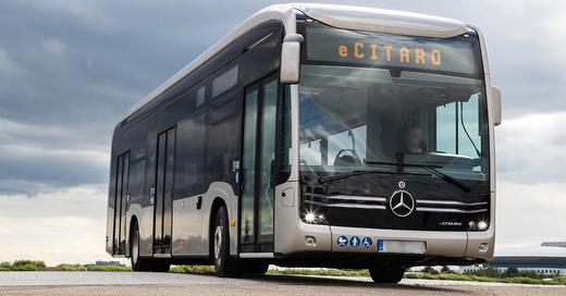 Linienbus, Omnibus, Brennstoffzellen, SWEG, Mercedes, © Daimler Truck AG (Symbolbild)