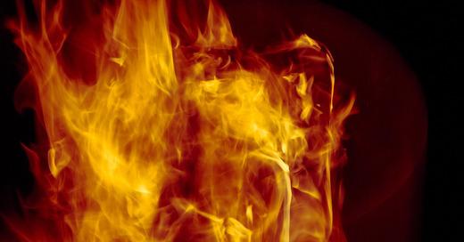 Feuer, Flammen, Brand, © Pixabay (Symbolbild)