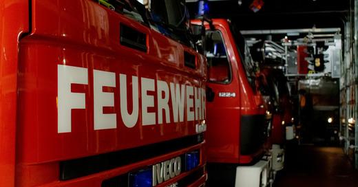 Feuerwehr, Einsatzfahrzeuge, © Pixabay (Symbolbild)