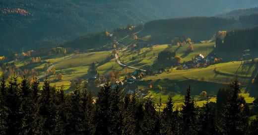 Schwarzwald, Idylle, Ferien, Ausflugsziel, Hinterzarten, © Pixabay (Symbolbild)