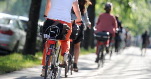 Fahrrad, Radfahrer, © Tobias Hase - dpa (Symbolbild)