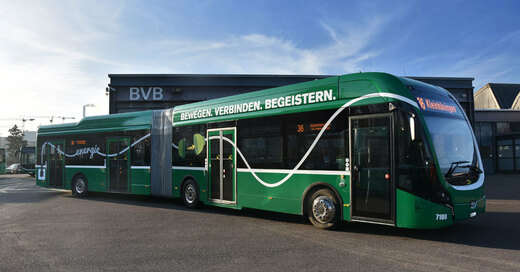 © Basler Verkehrs-Betriebe