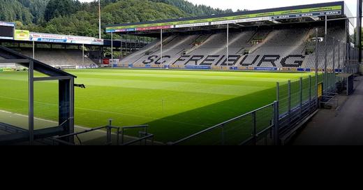 Schwarzwaldstadion, SC Freiburg, Fußball, © baden.fm