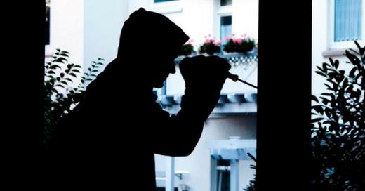 Einbrecher, Fenster, © Polizei Mönchengladbach