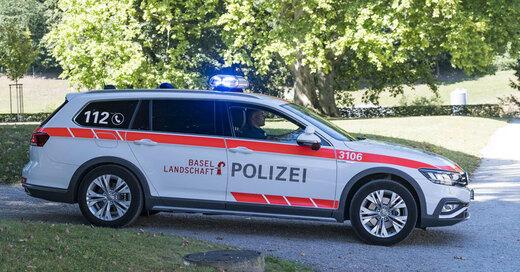 © Polizei Basel-Landschaft