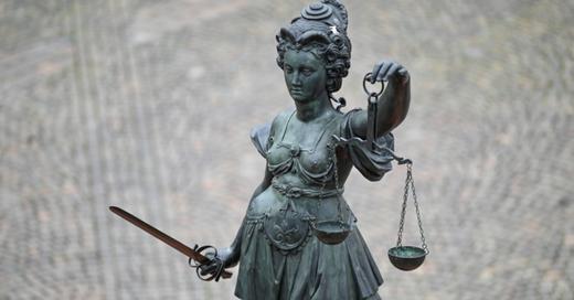 Bundesgerichtshof, Justiz, Justitia, Gericht, Urteil, © Arne Dedert - dpa (Symbolbild)