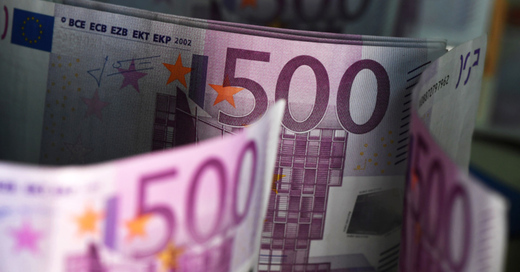 500-Euro-Schein, Bargeld, Banknote, © Jens Kalaene - dpa-Zentralbild / dpa (Symbolbild)