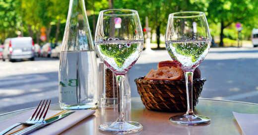 Außengastronomie, Restaurant, Straßencafe, Biergarten, © Pixabay (Symbolbild)