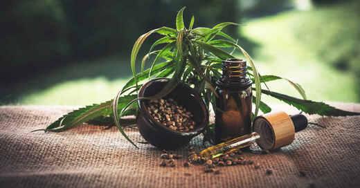 CBD, Cannabidiol, Hanf, Drogen, © Pixabay (Symbolbild)