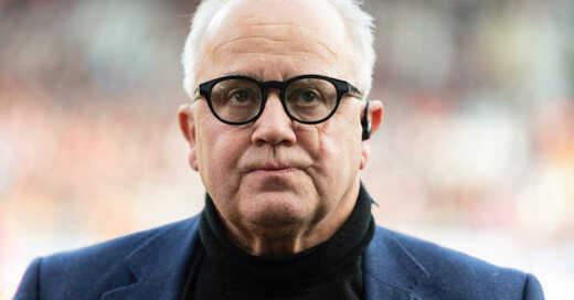 Fritz Keller, Präsident, SC Freiburg, DFB, Deutscher Fußball-Bund, Bundesliga, Fußball, © Patrick Seeger - dpa (Archivbild)