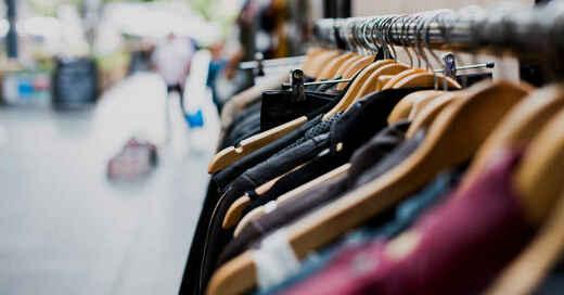 Einzelhandel, Mode, Kleidung, Shopping, Einkaufen, Textilien, © Pixabay (Symbolbild)
