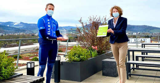 Klimaretter-Award, 2021, Uniklinik, Freiburg, © Universitätsklinikum Freiburg