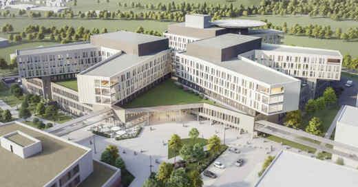 Zentralklinikum, Lörrach, Krankenhaus, © Kliniken des Landkreises Lörrach GmbH