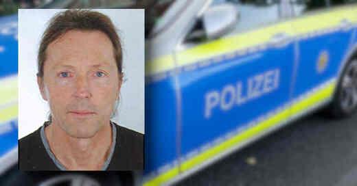 Vermisstensuche, Vermisster, Arndt W., Sölden, © Fotocollage: Polizeipräsidium Freiburg / Pixabay