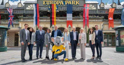 Europa-Park, Freizeitpark, Wiedeeröffnung, Mack, © Europa-Park