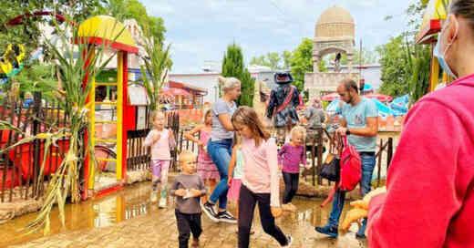 Funny-World, Freizeitpark, Indoor, Spielplatz, Kinder, Kappel-Grafenhausen, © FUNNY-WORLD (Archivbild)