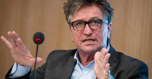 Manne Lucha, Gesundheitsminister, Baden-Württemberg, Sozialministerium, © Christoph Schmidt - dpa (Archivbild)