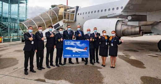 Airline, SmartLynx, EuroAirport, Basel, Mulhouse, Freiburg, Flughafen, © EuroAirport