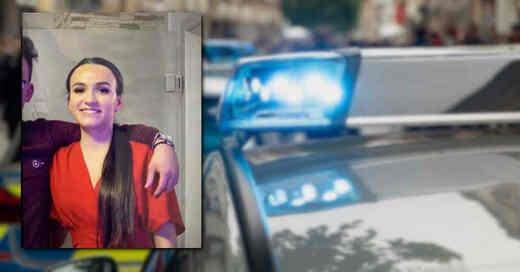 Vermisstensuche, vermisst, Laura N., Freudenstadt, Bahnhof, Offenburg, © Polizeipräsidium Offenburg