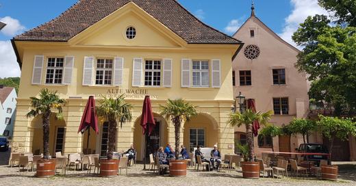 Alte Wache, Haus der badischen Weine, Münsterplatz, © Alte Wache Freiburg