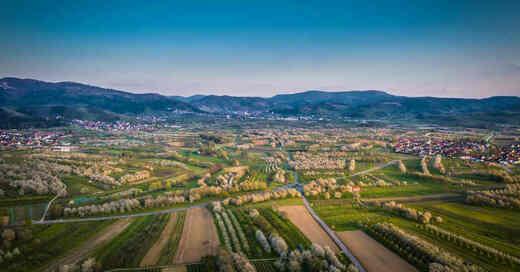 Ortenau, Schwarzwald, Rheinebene, Landschaft, © Pixabay (Symbolbild)