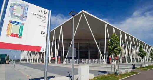 SC Freiburg, Fußballstadion, Wolfswinkel, Arena, Bundesliga, © baden.fm