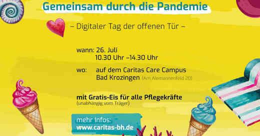Pflege, Pflegebranche, Pflegekräfte, Veranstaltung, Bad Krozingen, Caritas, Breisgau-Hochschwarzwald, © Caritasverband Breisgau-Hochschwarzwald