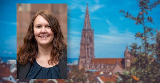 Münsterbaumeisterin, Münsterbauverein, Münsterbauhütte, Freiburg, Anne-Christine Brehm, © Münsterbauverein Freiburg / Pixabay