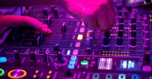 DJ, Mischpult, Club, Diskothek, Disco, Nachtleben, Feiern, Party, Rave, © Pixabay (Symbolbild)
