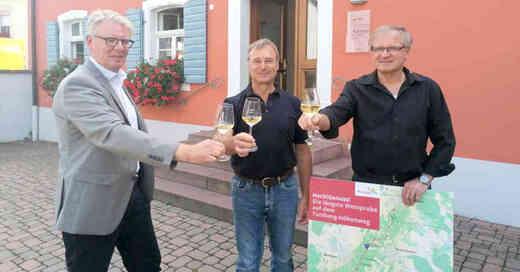 Tuniberg, Wein, Winzer, Gottenheim, Riesterer, Bürgermeister, © Matthias Reinbold