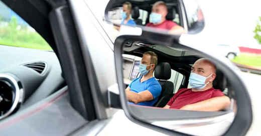 Fahrschule, Führerschein, Führerscheinprüfung, Unterricht, Verkehr, Fahrlehrer, © Felix Kästle - dpa (Symbolbild)