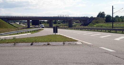 B31-West, Gottenheim, Brücke, Weiterbau, Baustelle, Ausbau, Bundesstraße, © baden.fm (Archivbild)