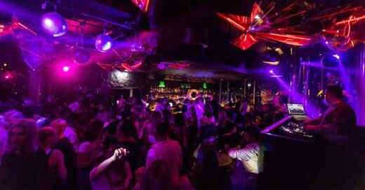 Neko, Club, Diskothek, Disco, Nachtleben, Feiern, Tanzen, DJ, Dancefloor, © Philipp von Ditfurth - dpa (Symbolbild)
