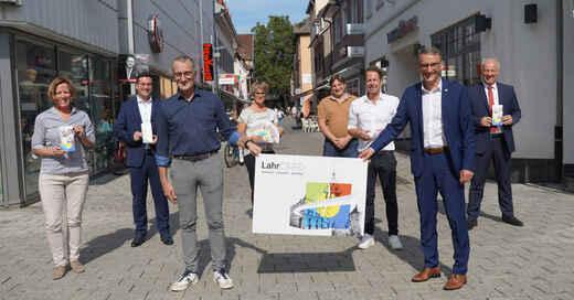 LahrCARD, Bonuskarte, Gutscheinkarte, Werbegemeinschaft, Lahr, © Stadt Lahr