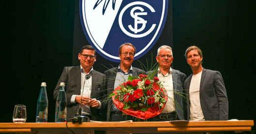 SC Freiburg, Präsident, Verein, Mitgliederversammlung, Vorstand, © SC Freiburg