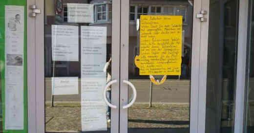 Testzentrum, Waldkirch, Lange Straße, Bedrohung, Corona, Schnelltest, © baden.fm (Hörerfoto)