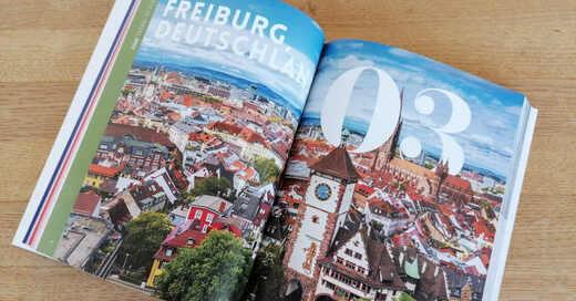 Lonely Planet, Freiburg, Tourismus, Reiseziel, Magazin, FWTM, © FWTM