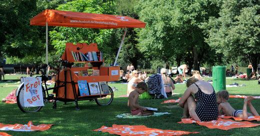 Freileser - Die literarische Badesaison ist eröffnet!, © © Veranstalter