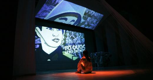 Vietnam Contemporary Dance Theatre - Sigh Memory, © © Veranstalter