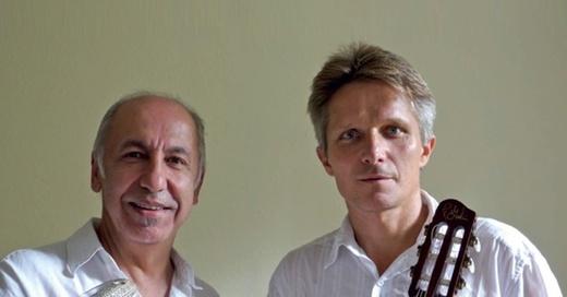 Kultur-Vor-Mittag: SHAKING mit Ingmar Winkler und Shakir Ertek, © © Veranstalter
