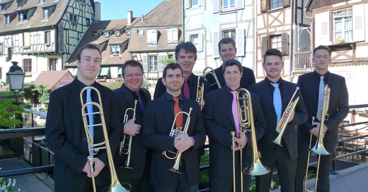 Blech für einen guten Zweck - Konzert der etwas anderen Art mit Trompeten und Posaunen, © © Veranstalter
