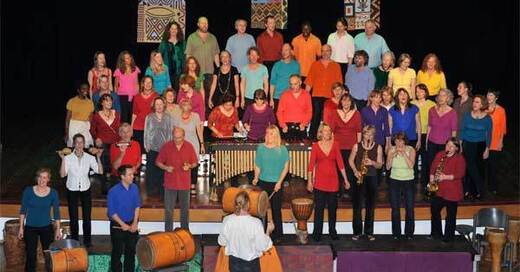 Das Buschorchester - Voices & Percussion, © © Veranstalter