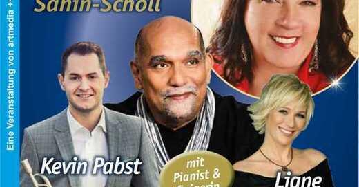 Winterträume - Gala-Konzert mit Kathy Kelly & Freddy Sahin-Scholl, © © Veranstalter